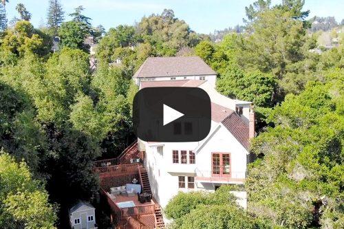 Aerial video tour, 1 Downy Place