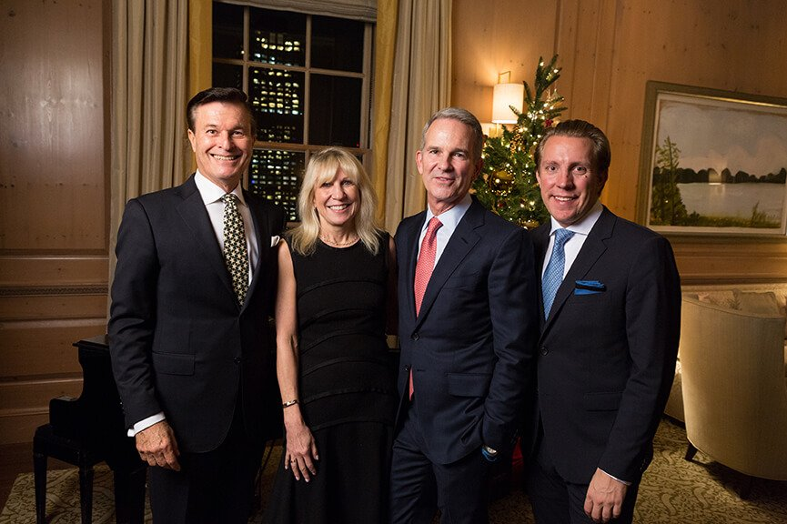 Sotheby's International Realty Holiday Celebration