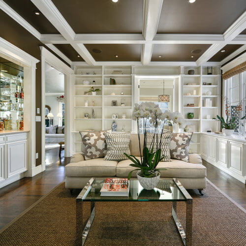 east bay home interior